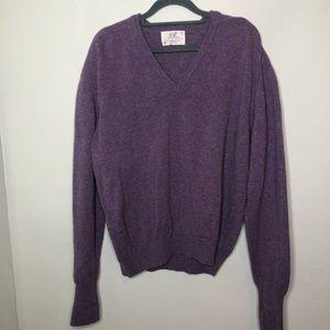 Vintage Australian Lambswool Sweater Size XL